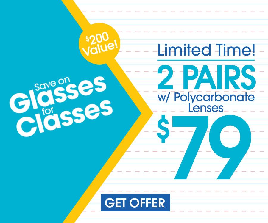 Eyemart Express Prescription Eye Glasses & Frames - Same Day