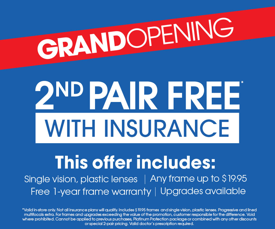 b295a7eb2e8 Eyemart Express - Valid in-store only. Not all insurance plans will ...