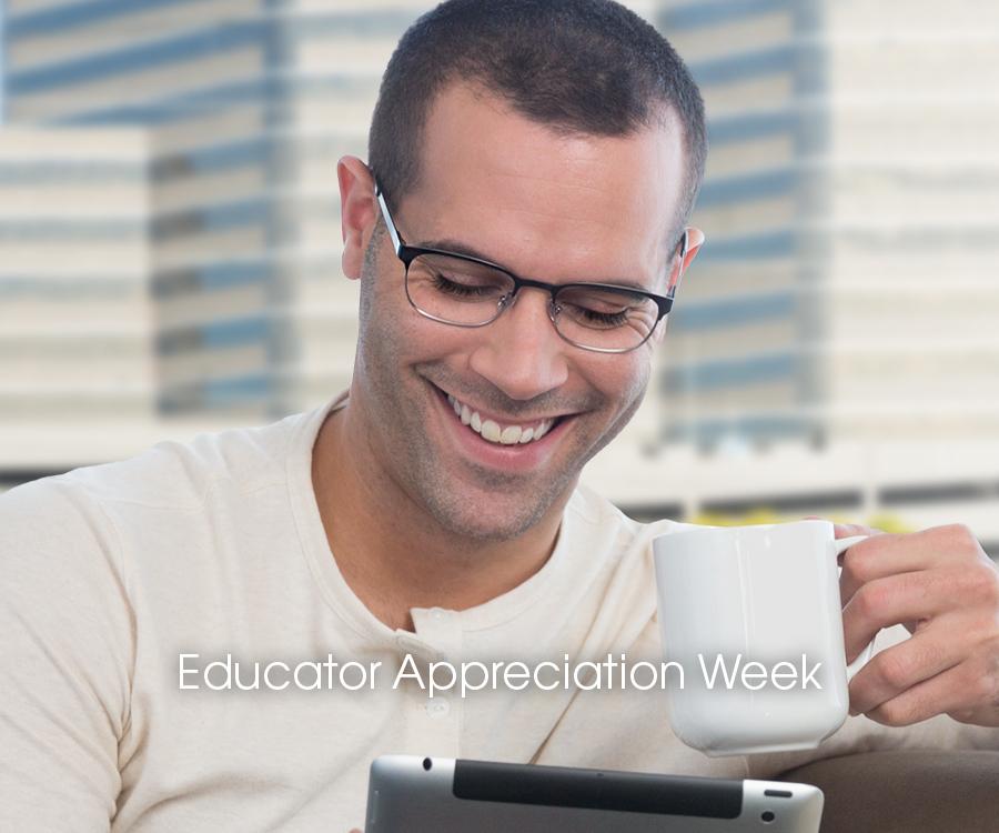 Teacher Appreciation Week-20% Off