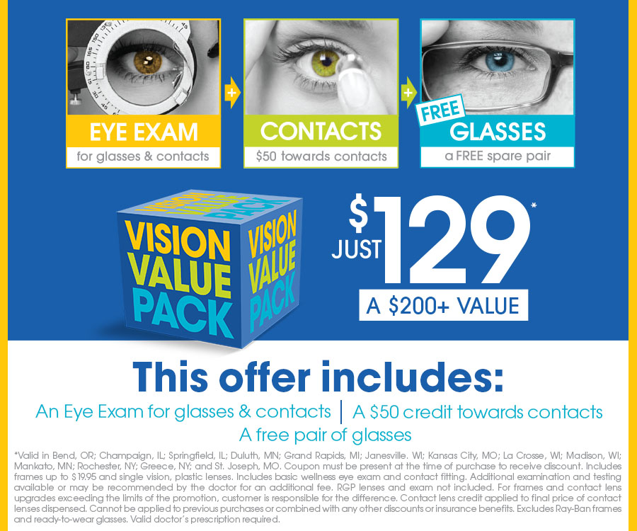 Eyemart Express Eye Exam Cost >> Eyemart Express Coupon Must Be Present At The Time Of Purchase To